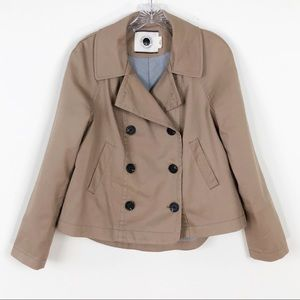 Anthropologie Daughters of the Liberation Coat S
